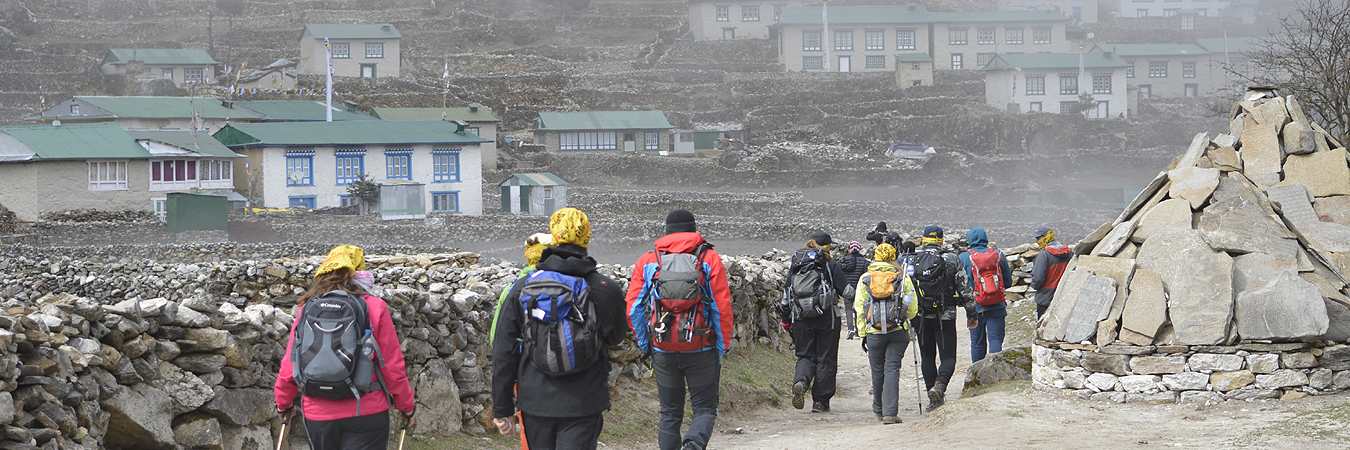 Trekking Campo Base del Everest | Acampar Trek